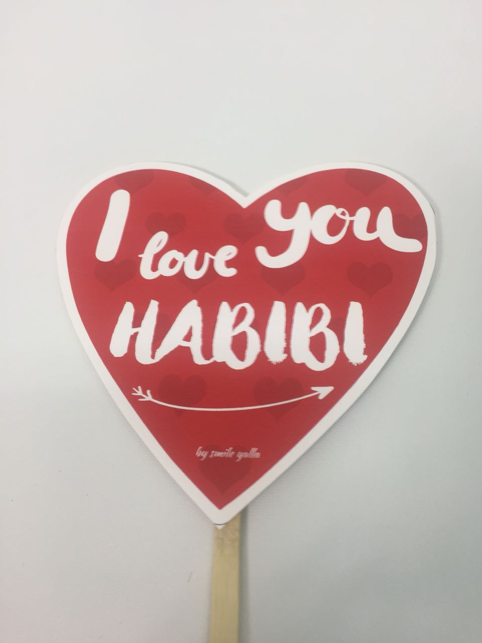 I Love You Habibi